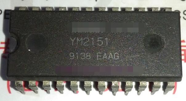 Darmowa wysyłka 10 sztuk YM2151 DIP24