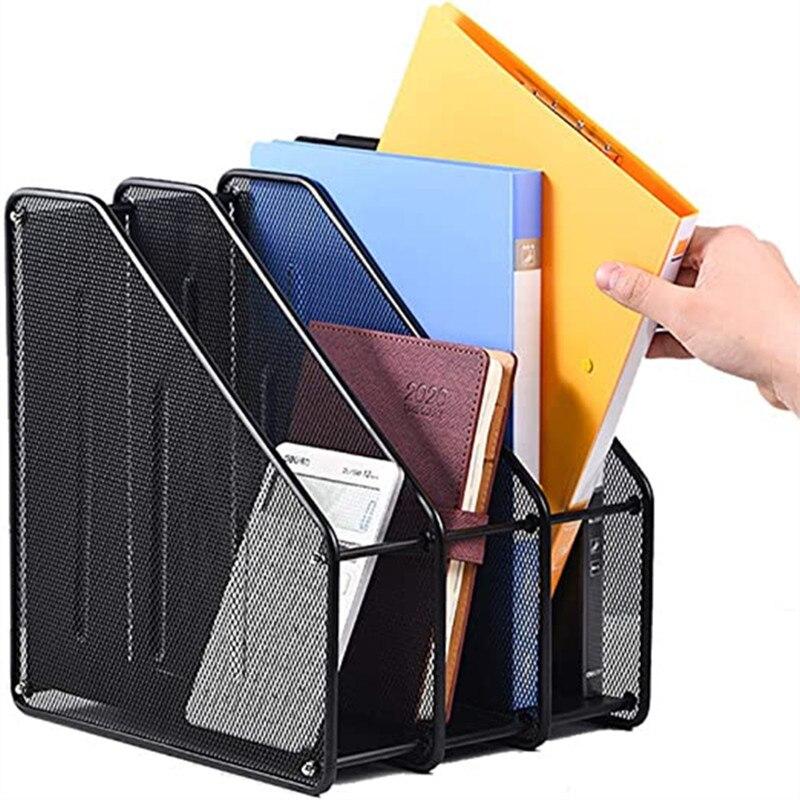 Desk Organize Office Storage Box, Desktop File Storage Box