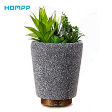 Mute-Humidifier Ultrasonic-Aroma-Diffuser Air-Vaporizer Waterless Auto-Off Plant 200ML