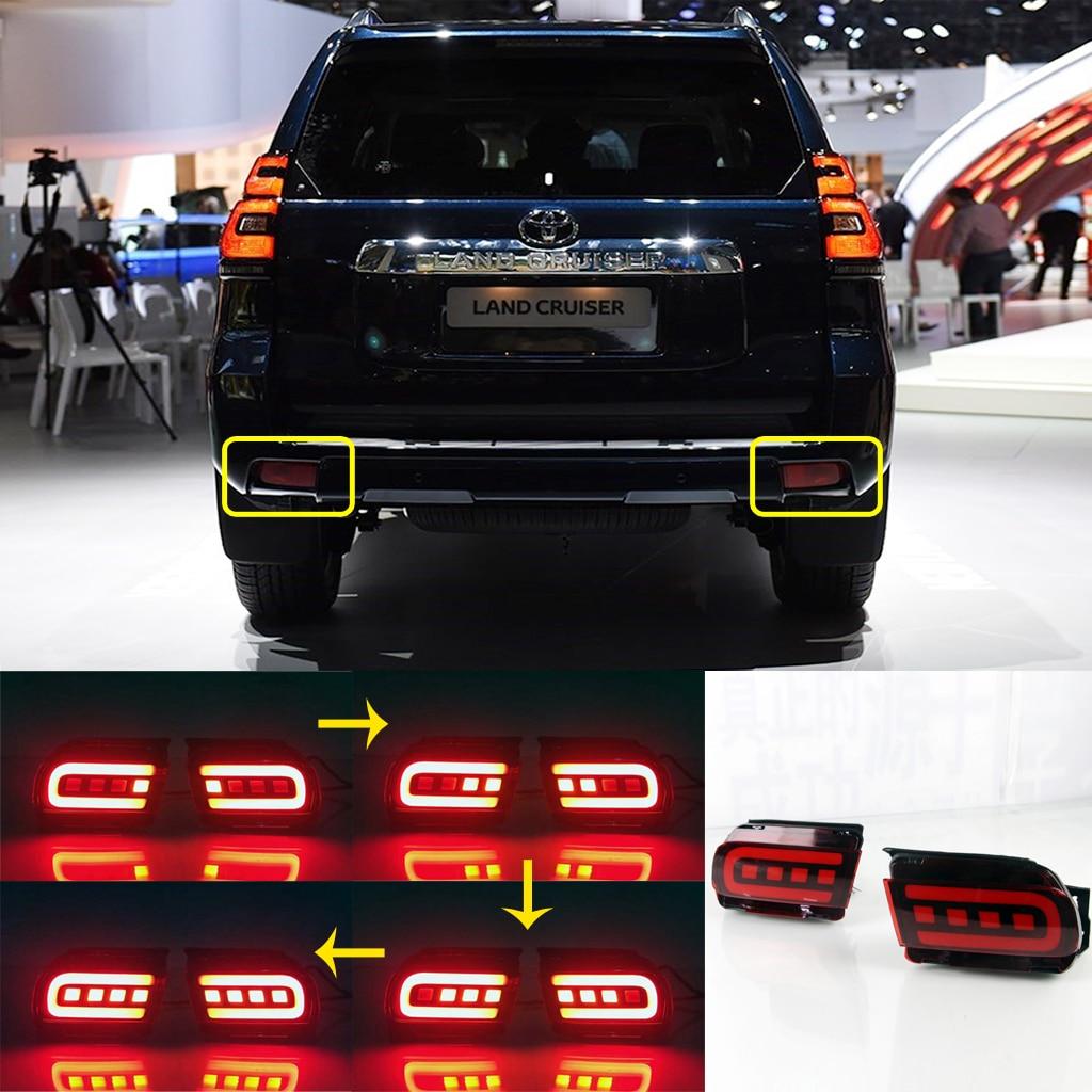 E4 mulet/ón Bloqueo de faros traseros de 6 funciones TOP SHOP ProPlus par de faros derecho e izquierdo para coche 12 V caravana remolque 222 x 100 mm