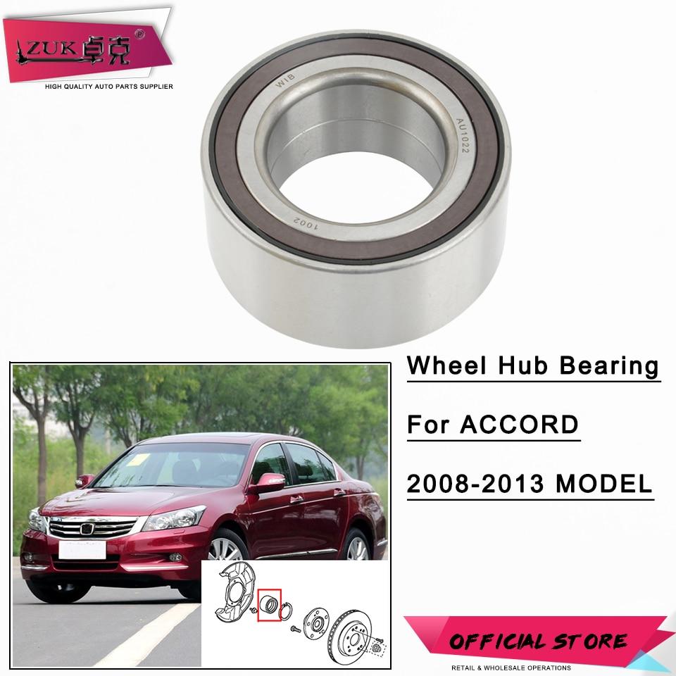 Front Wheel Bearing Set for 2008-2013 Honda Accord Crosstour Acura TL TSX