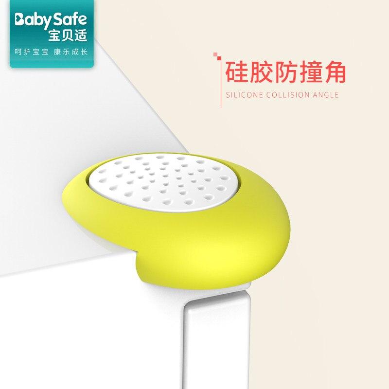 Babysafe Children Bumper Silicone Table Corner Protective Case Baby Anti-Collision Safe Corner Protector Cornerite