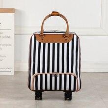 Bolsa de viaje impermeable de alta opacidad, maleta con ruedas de estilo grueso, maleta con ruedas, maleta con ruedas para hombre y mujer