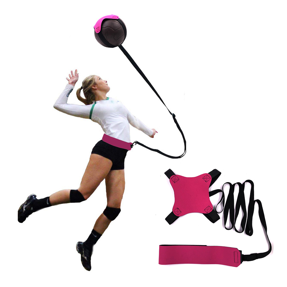 Lock Tool Equipment Arm Super Stretchy Rotations Training Aid Swing Ball Outdoor Volleyball Practice Belt Accessories