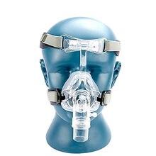 NM2 maska nosowa CPAP maska maska do spania z nakryciem głowy S/M/L trzy rozmiary nadaje się do maszyna CPAP podłącz wąż i nos