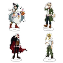 Model-Plate-Holder Stationery Acrylic-Stand Academia Gifts Boku Character Anime No-Hero