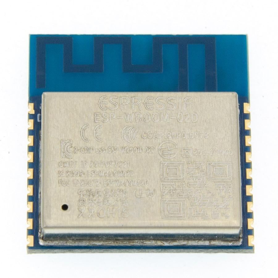 ESP32-WROOM-32D ESP-WROOM-02 ESP-WROOM-02D Para Espressif Original WIFI Módulo Inalámbrico Inteligente Sistema De Vivienda