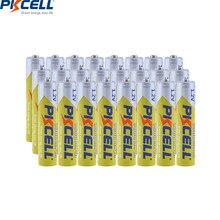 24PC PKCELL AAA 1000mA akumulator NIMH 3A akumulator AAA baterie 1.2V Ni-MH baterie do aparatów fotograficznych latarki zabawki