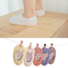 3Pairs Candy Baby floor socks Girls Boys Cute cotton Anti slip Infant Elastic Socks Unisex First Walker Shoes Soft Soled 1-3Y