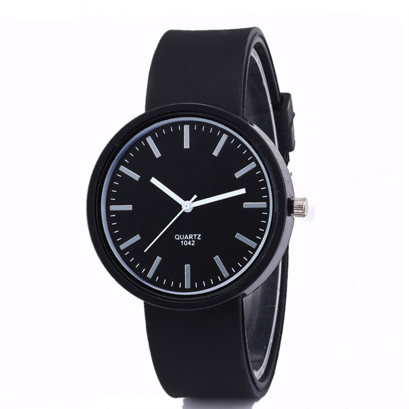 2019 Ins Trend Candy Color Wrist Watch New Fashion Women's Watches Korean Silicone Jelly Watch Reloj Mujer Clock Gifts For Women