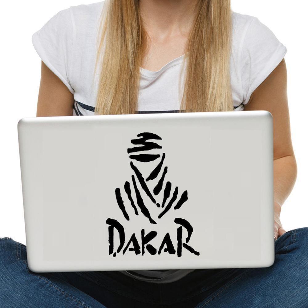Universal DAKAR Off-road car sticker Reflective/&Waterproof Creative White//Black
