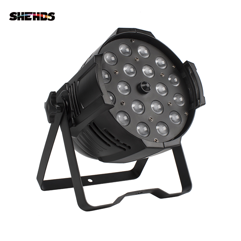 4PCS/LOT 18*12W RGBW Zoom LED Par Light Outdoor 18x18W 6in1 Led Par Zoom RDM For Disco DJ Projector Machine Party Decoration