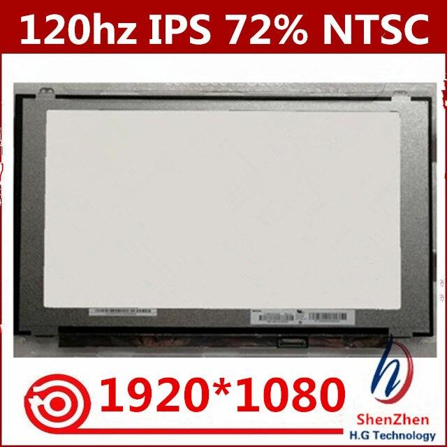 "15.6"" LCD Screen LED IPS Panel 120HZ N156HCE-GA2 n156hce ga2 For MSI GE60 GE63 GT62 GS63VR 7RG-078US Laptop"