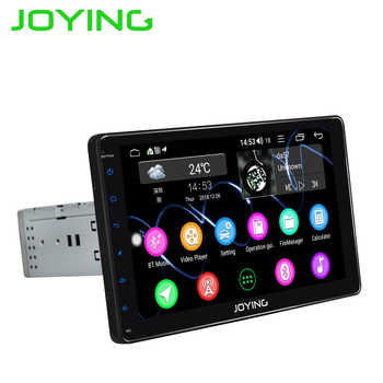 JOYING 2GB+32GB Car radio player Octa Core Android 8.1 universal car multimedia 9