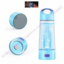 Водородный водонагреватель с 1300ppb бутылки концентрации электролиза энергии водорода богатые антиоксидант ORP H2 бутылки воды