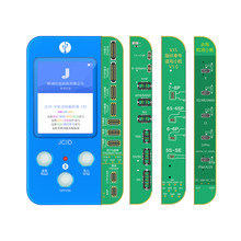 Jcid jc v1s código do telefone móvel leitura de cor original baterias código mudança treliça arranjo de arame reparação iphone 7 x 12pro max