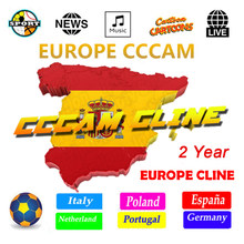 CCAM Europe Spain latest and most stable 8 clines Portugal Germany Poland is compatible with speaker satellite TV
