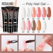 ROSALIND – Vernis à ongles en Gel, 15ml, Semi-Permanent, UV, hybride