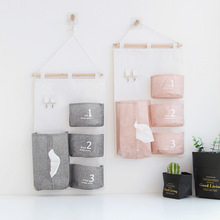 Hanging storage  door hanging organizer home organization and storage hanging closet organizer hanging bag organizer