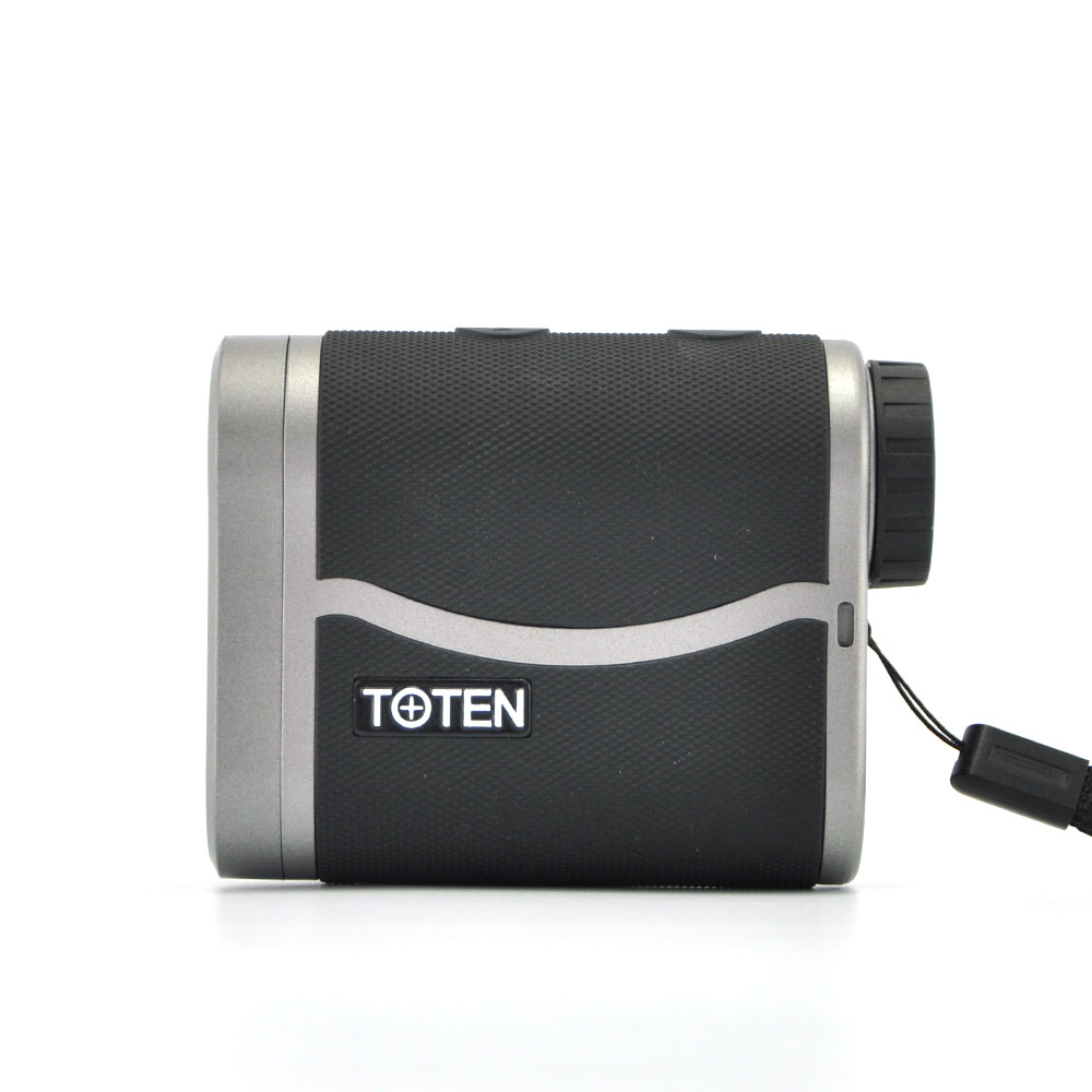 TOTEN 6x21 700m OLED Screen Rangefinder Red Light 0.1m Precision Distance Tester Hunting Golf Waterproof Binocular Range Finder