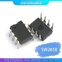 1pcs SW2658A = SW2658 DIP8 מעגל משולב