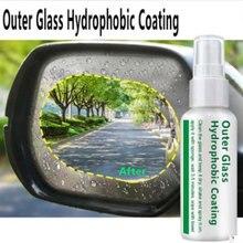 Rainproof Nano Hydrophobic Coating Glass Auto Window Cleaner Car Accessories