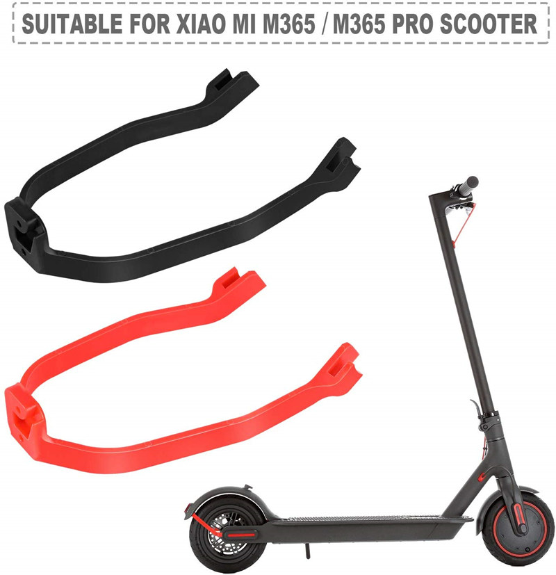 For Xiaomi M365//M365 Pro Scooter 3D Printed Fender Support Bracket Rear Mud D2O2