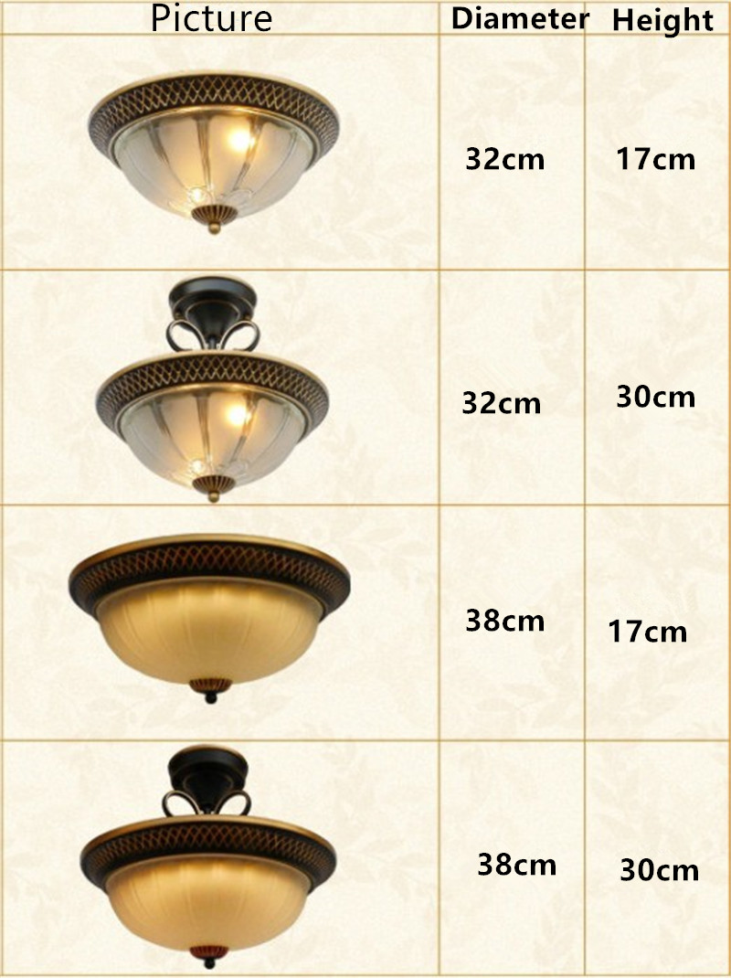 lampada teto redonda asile quarto corredor varanda cozinha luzes teto 03