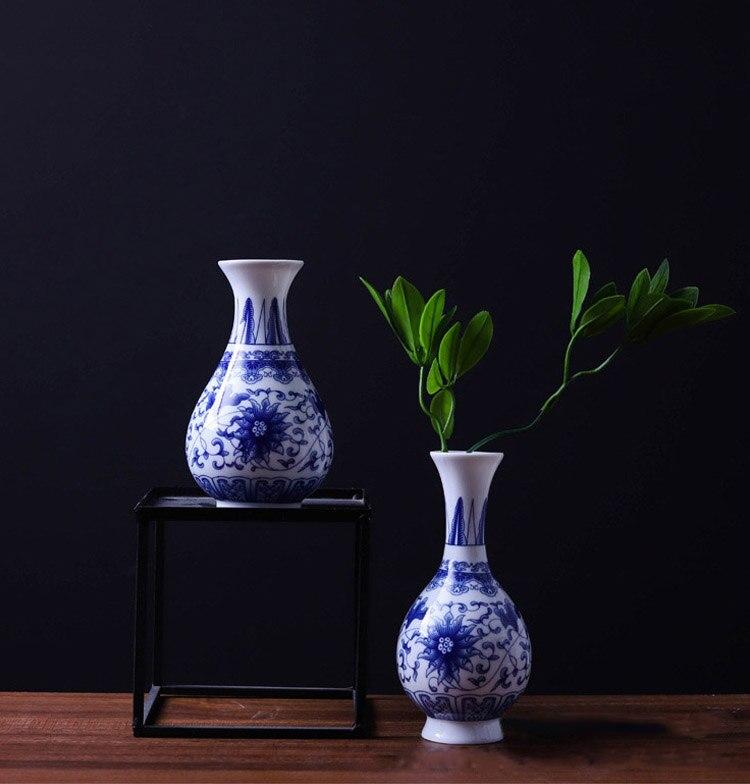 Vintage Home Decor Ceramic Flower Vase 9
