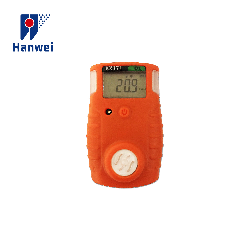 Hanwei BX171 Hydrogen Sulfide H2S Portable Detector,2 Years Life Battery And Sensor Operated,LCD Screen ,ATEX And CE Approval