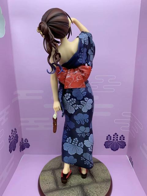22cm Skytube kimono sexy Action Figure PVC Collection Model toys brinquedos for christmas gift