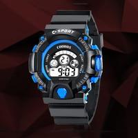 Reloj electrónico para niños, pulsera de mano con pantalla LED 2021G, resistente al agua, regalo para adolescentes