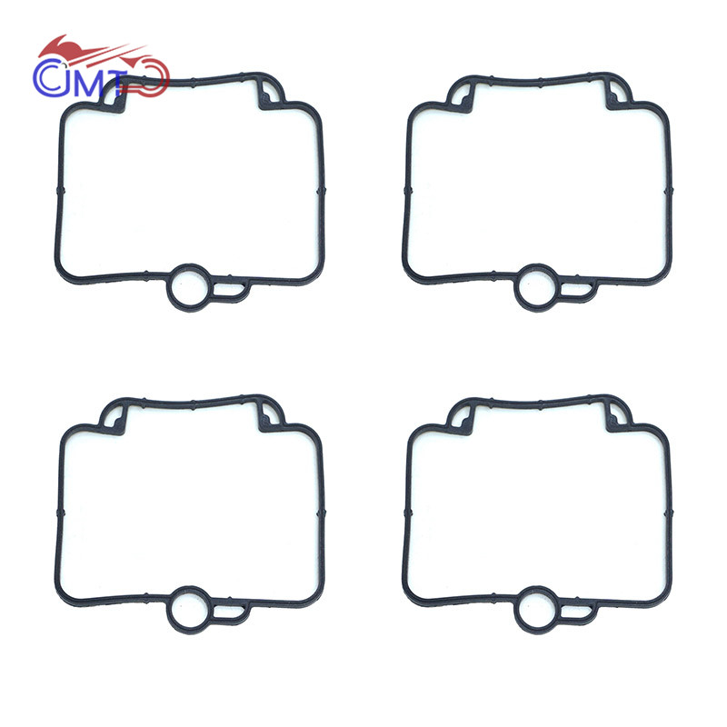 For Suzuki DR250 DR350 <font><b>DR650</b></font> DR750 DR800 DR 250 350 650 SE S 750 800 Carburetor Chamber Float Bowl Gasket Repair Kit Rebuild Set image