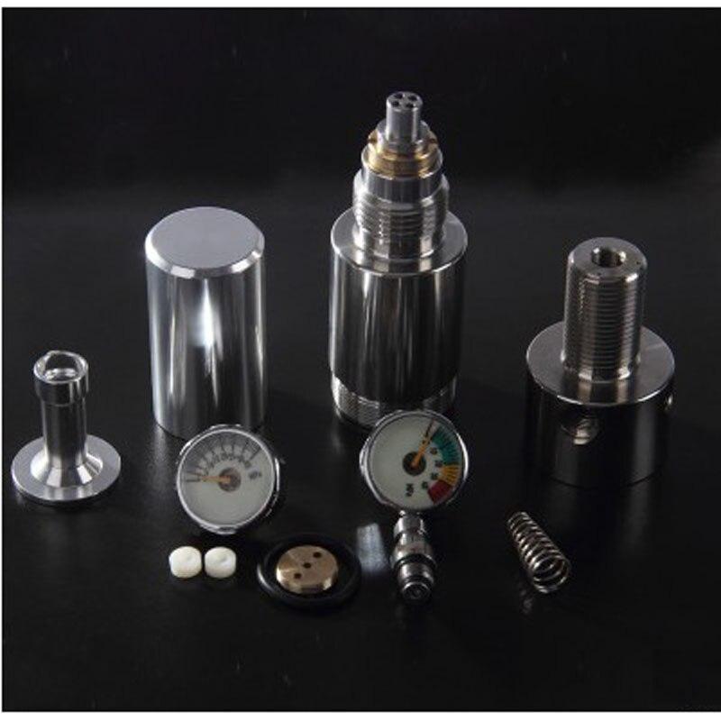 Valve de cylindre à haute pression de condor pcp de force aérienne de trou unique et Valve à haute pression anti-déflagrant de valve à pression constante