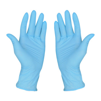100pcs Disposable Nitrile Protective Gloves Waterproof Work Safety Mechanic Gloves for Household Workplace Laboratory Use welder safety gloves workplace safety supplies security