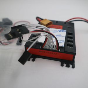 Image 5 - Mini Servo Section Board Power Box for Gas Plane with Kill Switch