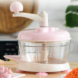 多機能手動肉グラインダー食品ミンサーブレンダーソーセージメーカー多目的食品チョッパーキッチンヘルパー