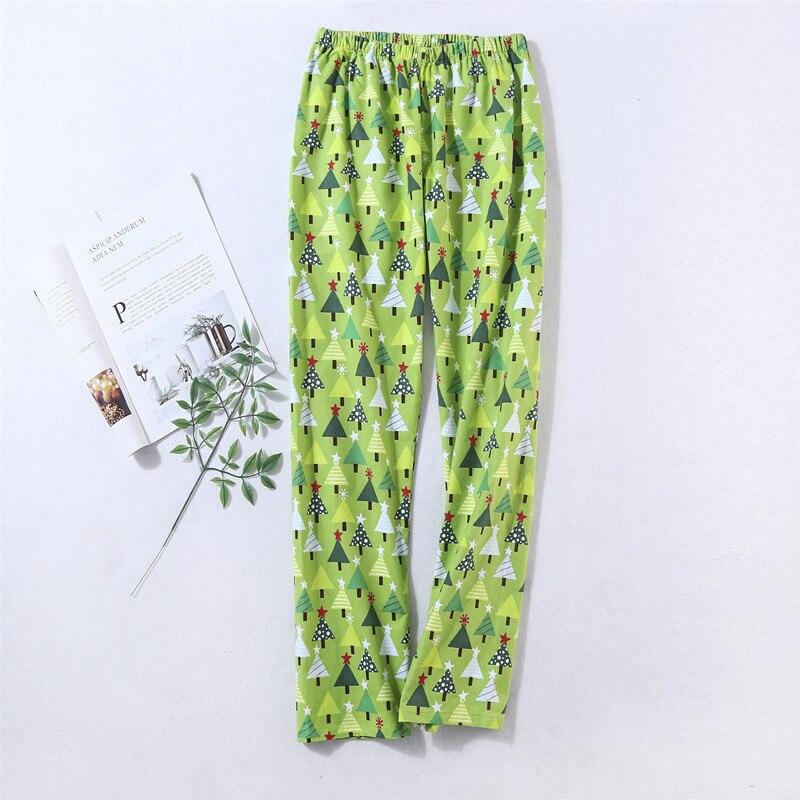 Pure-Cotton-Women-Pajamas-Set-Funny-Christmas-Tree-Print-Pyjama-Home-Femme-Winter-Warm-Sleepwear-Big (1)