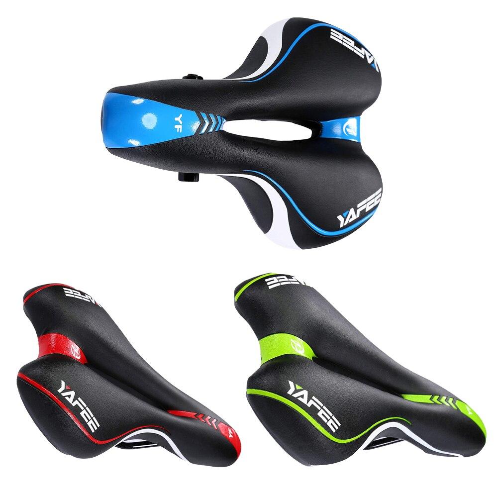Atmungsaktiv Und Ultra-Licht Schock-Absorbieren Hohl Fahrrad Sattel Für Männer Und Frauen Fahrrad Sättel Und Fahrrad Zubehör