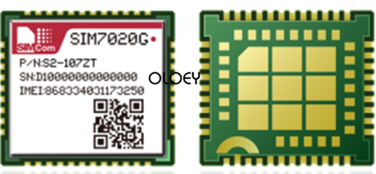 SIM7020G Global  Band NBIOT Module, Small Size, Low Power Consumption, 100% Brand New Original