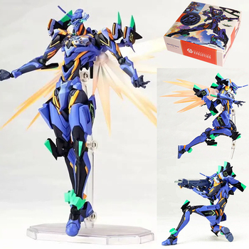 EVA-01 Final Model MAF080 Anime Figure Toy Action Figures Evan-gelion Joints Movable Action Figure EVA Transformer Action Toys batman the joker action figures 1 12 with real clothing mezco movable model toy