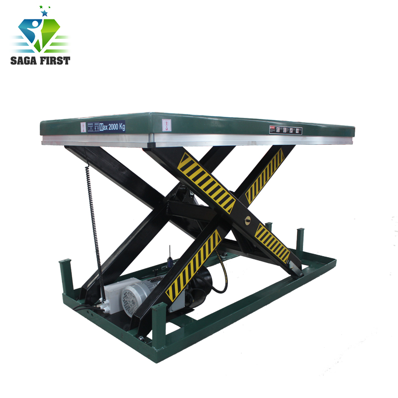 Chinese Hydraulic Platform Lifting Single Scissor Lifter