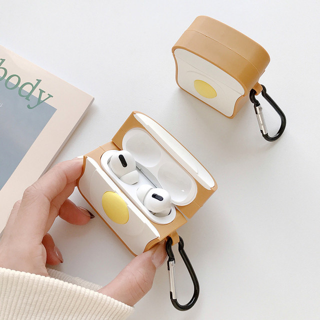 Egg Toast AirPod Case 1