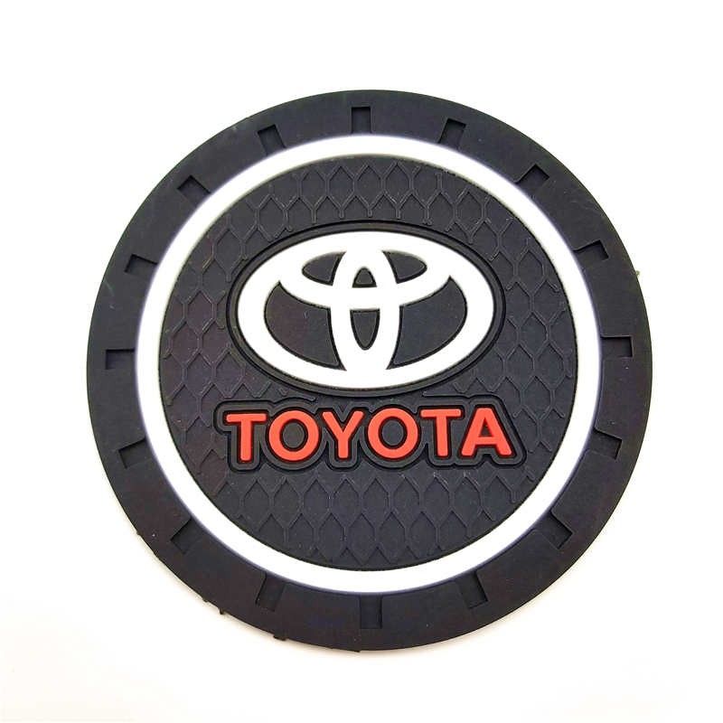 1 PCS Car Styling Car Mat Protection For Toyota Corolla Chr Auris Rav4 Yaris Avensis Car Sticker