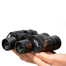 8X40 Binoculars High-definition Camouflage Low-Light Night Vision Binoculars for Outdoor Hunting Professional Telescopes