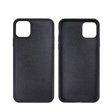 50PCS 좋은 품질 두꺼운 승화 TPU + PC 빈 케이스 아이폰 11 케이스 아이폰 11 프로 최대 케이스 6.5 인치