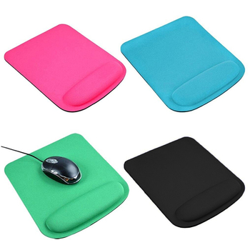 Best Selling Thickened Square Comfortable Wrist Mouse Pad for Optical Trackball Mouse Pad Computer Mouse Pad for Dota2 Diabetes 1