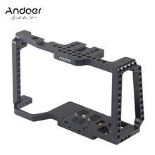 Andoer-قفص كاميرا فيلم الفيديو ، مع لوحة سريعة التحرير ، Blackmagic Pocket ، 4K/6K BMPCC 4K 6K
