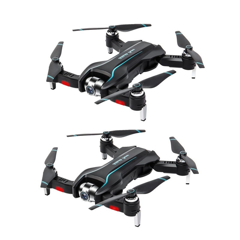 Drone S17 Drones with Adjustable Wide-Angle Camera Foldable Quadcopter Optical Flow Drone RC Helicopter