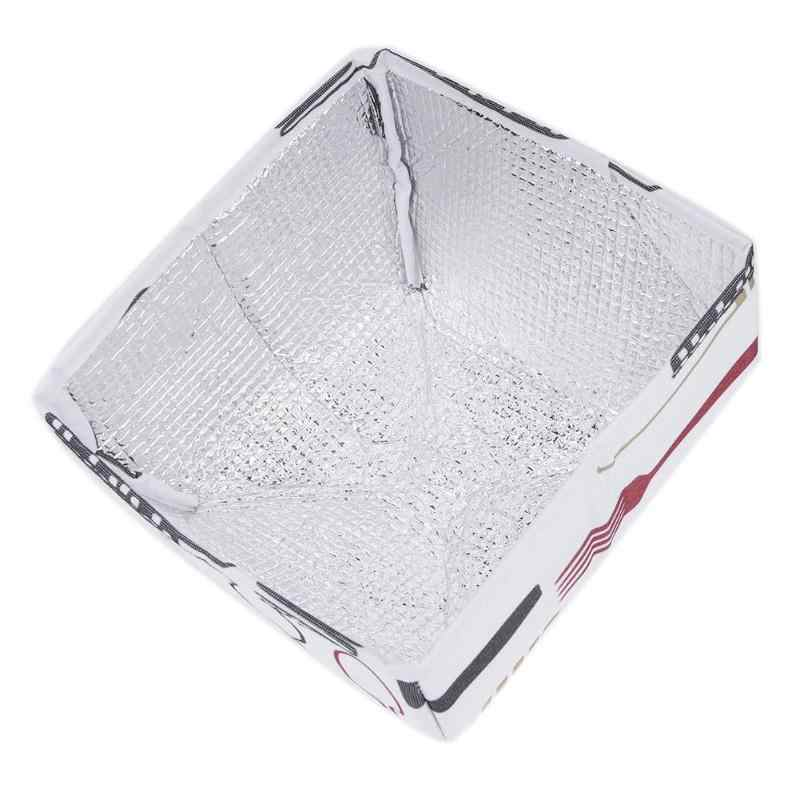 주방 절연 알루미늄 호일 식품 커버 방습 릴리스 및 해제 자유롭게 접힌 방진 방지 모기 커버